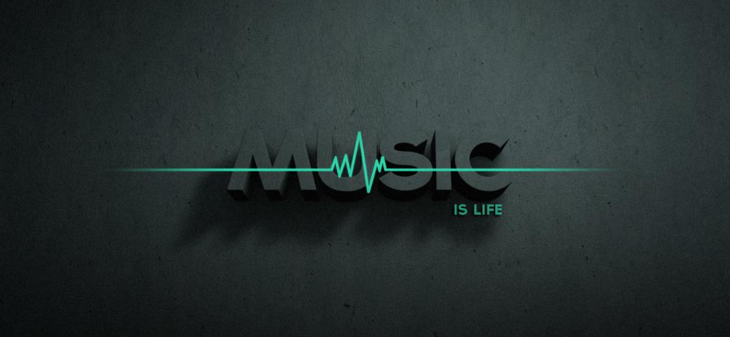 Somos todos viciados em música (e alimentados por publicidade).