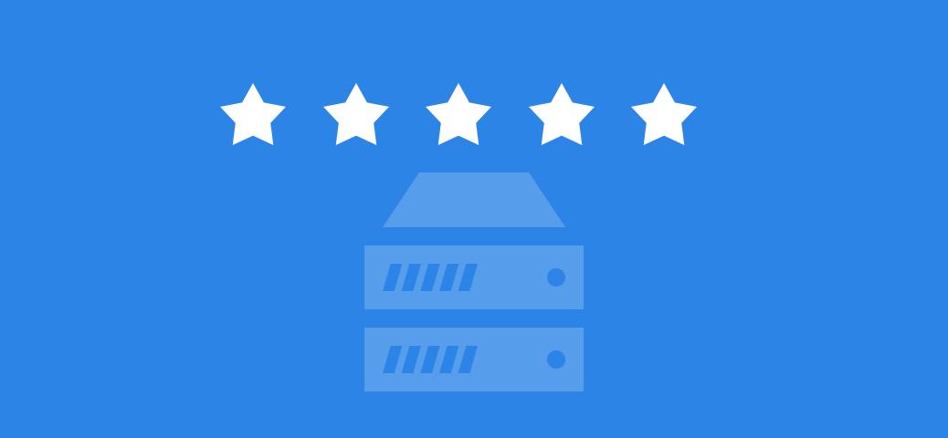 Hospedagem de sites 5 estrelas, como encontrar a sua?